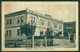 CARTOLINA - RIMINI - CV2196 MONDAINO (Rimini RN) Fabbrica Fisarmoniche Galanti, FP,  Viaggiata 1946 Per Treviglio (BG) - Rimini