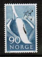 NORWAY   Scott # 489 VF USED (Stamp Scan # 442) - Norway