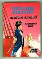 """B.V. - Alexander Kent - """"Richard Bolitho Maître à Bord"""" - 1977 - Books, Magazines, Comics"""