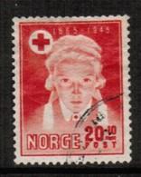 NORWAY   Scott # B 42 VF USED (Stamp Scan # 442) - Norway