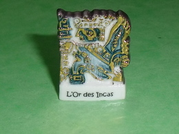 Fèves / Autres / Divers : L'or Des Incas  T108 - Fèves