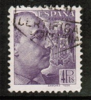 SPAIN  Scott # 688 VF USED (Stamp Scan # 442) - 1931-Today: 2nd Rep - ... Juan Carlos I