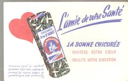 Buvard Chicorée JEAN D'HONDT L'amie De Votre Santé - Café & Thé