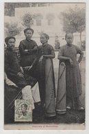 5748 Cochinchine Vietnam Saigon With The National Musical Instruments  Mail Stamp Indo - Chine - Vietnam