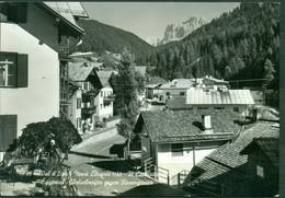 CARTOLINA - BOLZANO - CV2054 NOVA LEVANTE WELSCHNOFEN Il Catinaccio, Con Bella Veduta Del Paese, FG, Viaggiata - Bolzano