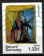 Gérard Garouste N°4244 Oblitéré Année 2008 - France