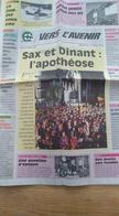 Journal Vers L'Avenir. Sax. Dinant. 1994 - Kranten