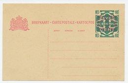 Briefkaart G. 33 - Nederlands-Indië