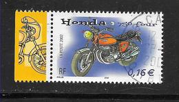 FRANCE 3508 Moto Honda 750 Four . - France