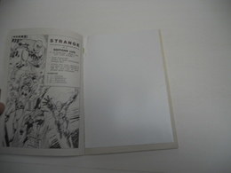STRANGE AVEC POSTER ATTACHE EDITION LUG N°106  ////DAREDEVIL//IRON MAN // L'ARAIGNEE TBE - Strange