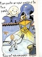 GLORIA Lampada Ai Miei Passi E La Tua Parola Luce Sul  Mio Cammino - Autres Illustrateurs