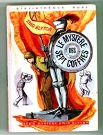 """B.R. Série Mystère - Enid Blyton  - """"Le Mystère Des Sept Coffres"""" - 1977 - Books, Magazines, Comics"""