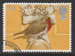 GB 1995 Christmas 60 P Multicoloured  SG 1900 O Used - 1952-.... (Elizabeth II)