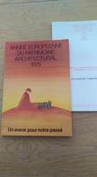 Farde Année Patrimoine Architectural 1975. Folon. - Unclassified