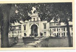 Cpsm Format Cpa -  BOURBON-L'ARCHAMBAULT . ETABLISSEMENT THERMAL . L'ENTREE . ECRITE AU VERSO LE 6-7-1951 - Bourbon L'Archambault
