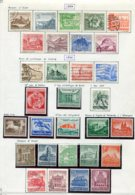 10900 ALLEMAGNE  Collection Vendue Par Page  */°  1939-40  B/ TB - Verzamelingen