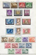 10903 ALLEMAGNE  Collection Vendue Par Page  */°  1942  B/ TB - Verzamelingen