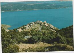 DAV :   Alpes De Haute Provence :  STE   CROIX  Sur  VERDON  :  Vue - Frankreich