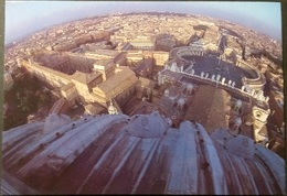 Ak Vatikanstadt - Luftaufnahme - Vatican