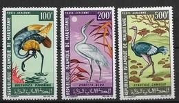 "MAURITANIA 1967 BIRDS ""ostriche"" - Autruches"