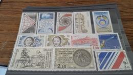 LOT 437191 TIMBRE DE FRANCE NEUF** LUXE FACIALE 3,8 EUROS - France