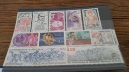 LOT 437197 TIMBRE DE FRANCE NEUF** LUXE FACIALE 4,6 EUROS - France
