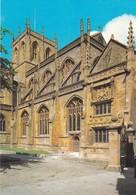 Postcard Sherborne Abbey Dorset  My Ref  B23361 - England