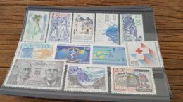 LOT 437217 TIMBRE DE FRANCE NEUF** LUXE FACIALE 4,6 EUROS - France