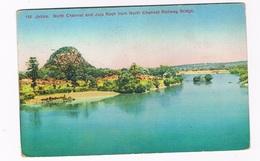 AFR-1214   JEBBA : North Channel And Juju Rock Rom North Channel Railway Bridge - Nigeria