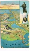 AFR-1215  Plan Du CANAL DE SUEZ - Suez