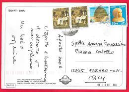 EGYPT - EGITTO - SINAI - Égypte