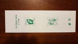 "CARNET NEUF ""LA LETTRE VERTE A 3 ANS"" N°1521 FRANCE 2014 - Stamps"