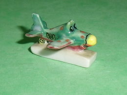 Fèves / Autres / Divers : Avion Humoristique T93 - Fèves
