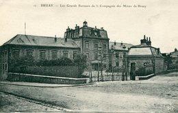 62 - BRUAY - Les Grands Bureaux De La Compagnie Des Mines De Bruay - Autres Communes