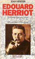 Édouard Herriot Par Heritier (ISBN 9782868550507) - Biographie