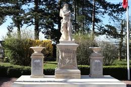 Bonsecours (76)- Monument Aux Morts (Edition à Tirage Limité) - Bonsecours