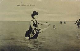 Les Plaisirs De La Mer, Baigneuse, Baders (pk54351) - Couples