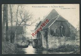 Woluwe-Saint-Etienne. Le Vieux Moulin.  Edit. Lagaert. N°2. Recto/verso - Zaventem