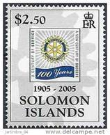 2005 SALOMON 1154** Rotary - Salomon (Iles 1978-...)