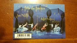 """BLOC FEUILLET F4983 FETE DU TIMBRE """"LA DANSE BALLET PRELJOCAJ"""" FRANCE 2015 - Timbres"""
