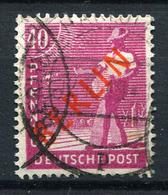 43139) BERLIN # 29 Gestempelt GEPRÜFT Aus 1949, 16.- € - Oblitérés