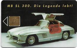 Czech Rep. - NTL - Mercedes MB SL 300 - 11.1993, 5Units, 2.000ex, Mint (check Photos!) - Tschechische Rep.