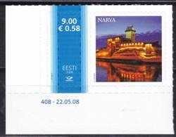 EESTII, 2008, 617, Meine Marke.. MNH ** - Estonia