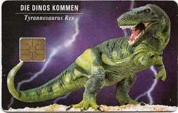 Czech Rep. - NTL - Tyrannosaurus Rex - 11.1993, 5Units, 5.000ex, Mint (check Photos!) - Tschechische Rep.