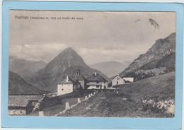 BIGLIAGA  -  (  SEMPIONE  ) M. 1300  SUL  LIVELLO  DEL  MARE   - 1912 - - Italia