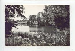 Aubin De Baubigné : Ruines Du Château De La Durbelière - France