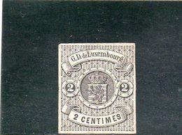 LUXEMBOURG 1859-63 * AMINCI - 1859-1880 Wappen & Heraldik