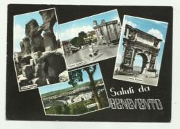 SALUTI DA BENEVENTO - VEDUTE   VIAGGIATA FG - Benevento