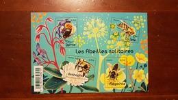 """BLOC FEUILLET F 5052 """"ABEILLES SOLITAIRES"""" FRANCE 2016 - Stamps"""
