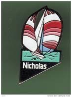 VOILE *** NICHOLAS *** 0063 - Voile